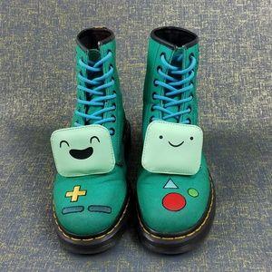 Dr Martens Adventure Time BMO Boot L6 M5 UK4